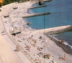 одесса пляжный отдых