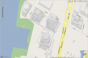 google maps 3d view