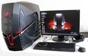 Мощный и современный компьютер для игр