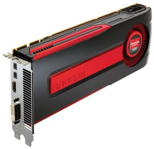 Radeon HD 7970 от AMD