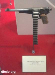 Оружие из тульского музея