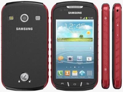 Защищенный смартфон Samsung